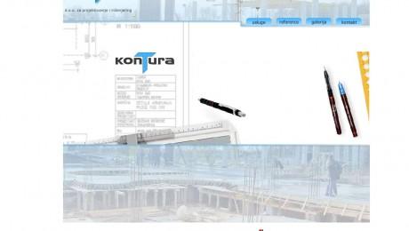 Web sajt Kontura Novi Sad