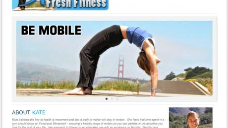 Izrada web sajta za ino klijenta