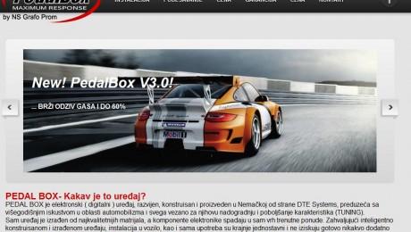 Izrada veb sajta Novi Sad