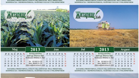 Izrada kalendara Novi Sad