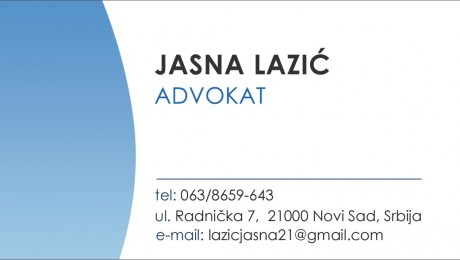 Vizitkarte Novi Sad