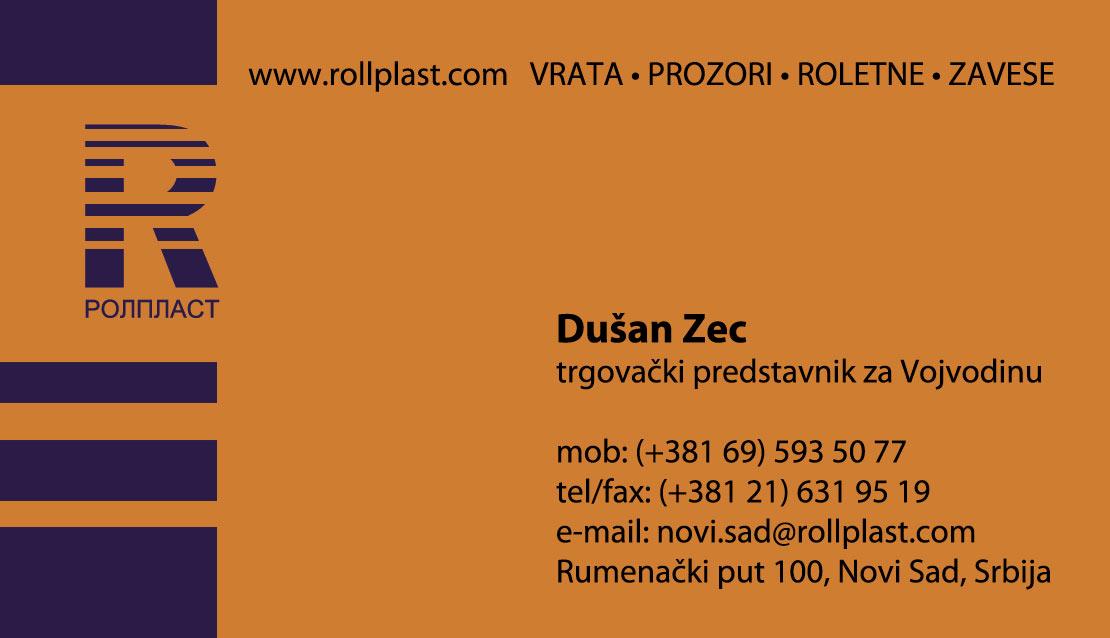 Izrada vizitkarti Novi Sad