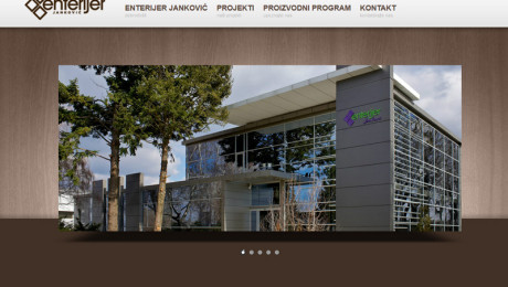 Web sajt – Enetrijer Janković