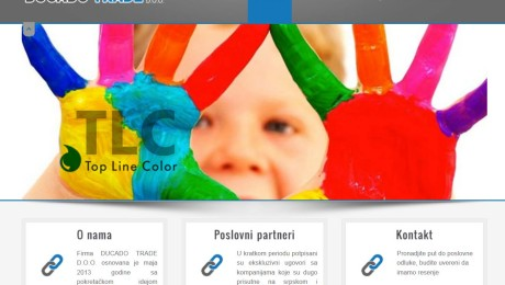 Izrada web sajta Ducado