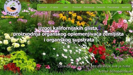 Web sajt Novi Sad – Ekodar