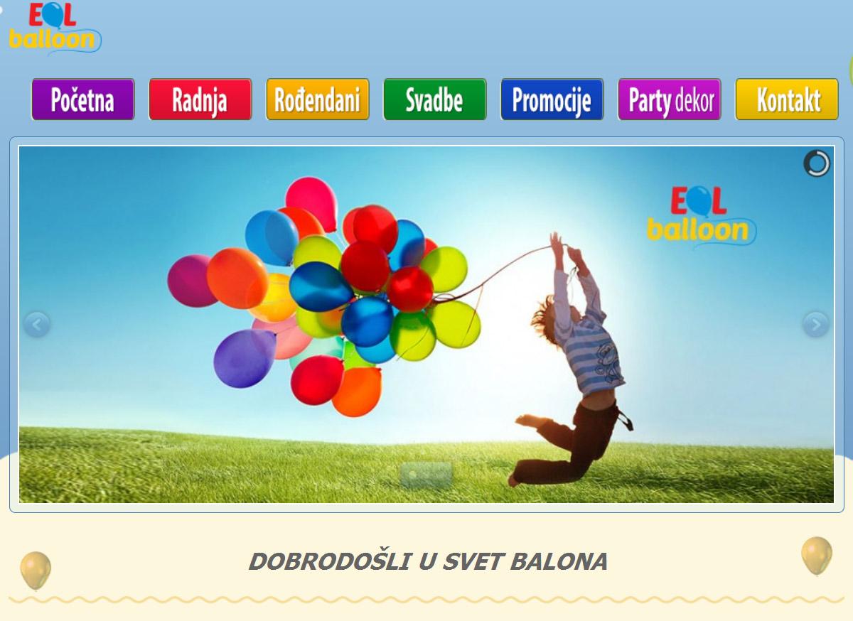 Izrada wordpress sajta Novi Sad
