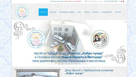 Web dizajn u Novom Sadu