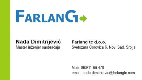 Dizajn i izrada vizitkarti Novi Sad