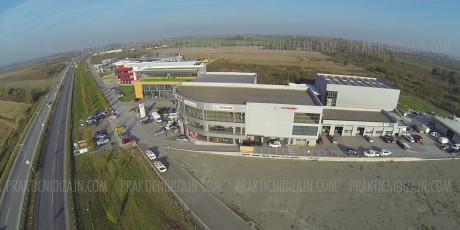 Snimanje iz vazduha Novi Sad